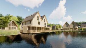 Nieuwbouw-Zoetermeer-HappyDays-Zoetermeer-Tweekapper-waterwoning